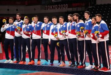 Волейболистам «Зенита» присвоили звание ЗМС после Олимпиады в Токио