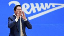 «Мы все очень воодушевлены перед началом нового сезона»: баскетбольный «Зенит» провел первую тренировку