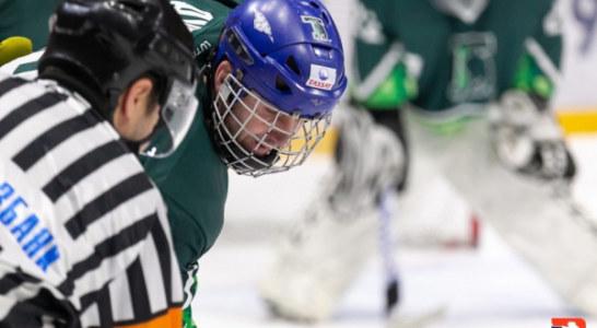 Начался 15-сезон Санкт-Петербургской хоккейной лиги