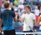 Зверев обыграл Рублёва в финале турнира в Цинциннати